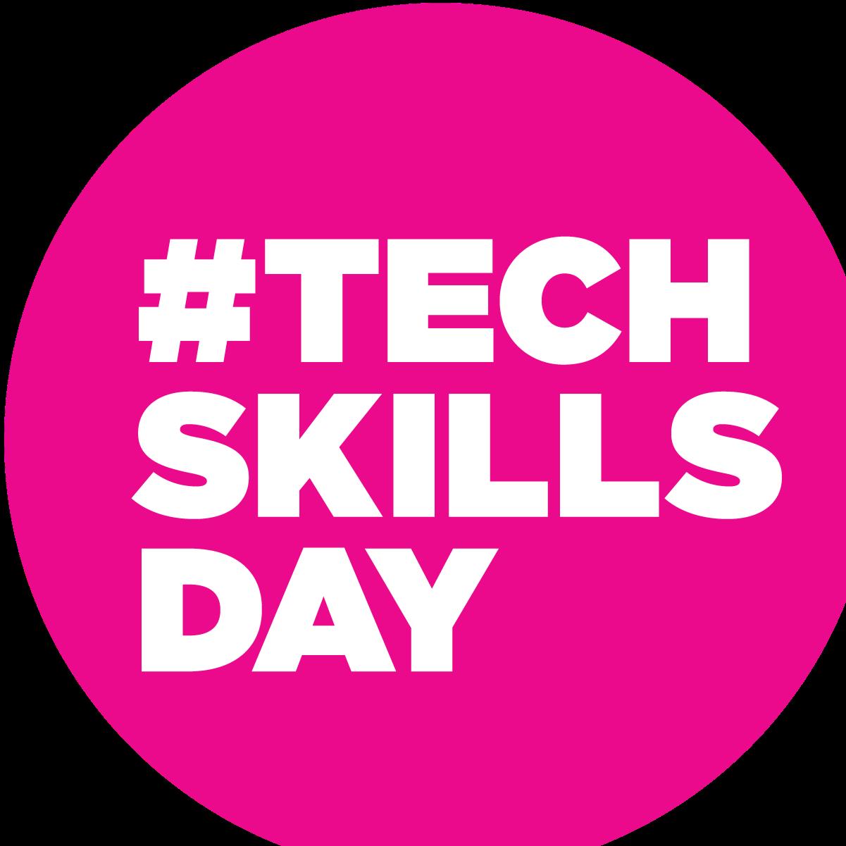 #TechSkillsDay