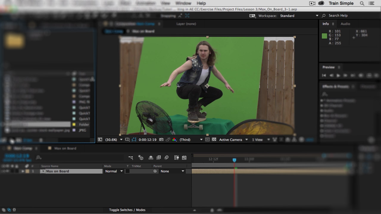 After Effects Cc Compositing Pluralsight