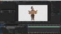 After Effects CC Puppet Tool