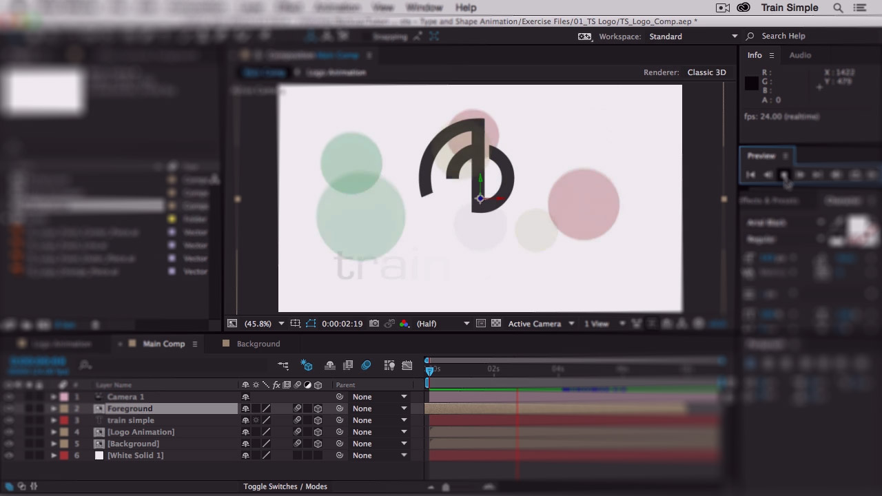 After Effects CC Shape and Type Animation | Pluralsight