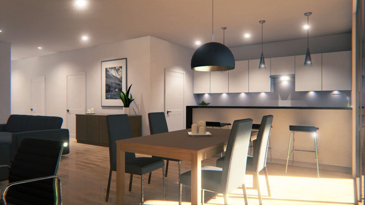 Creating an interior walkthrough in unreal engine and 3ds for 3ds max interior