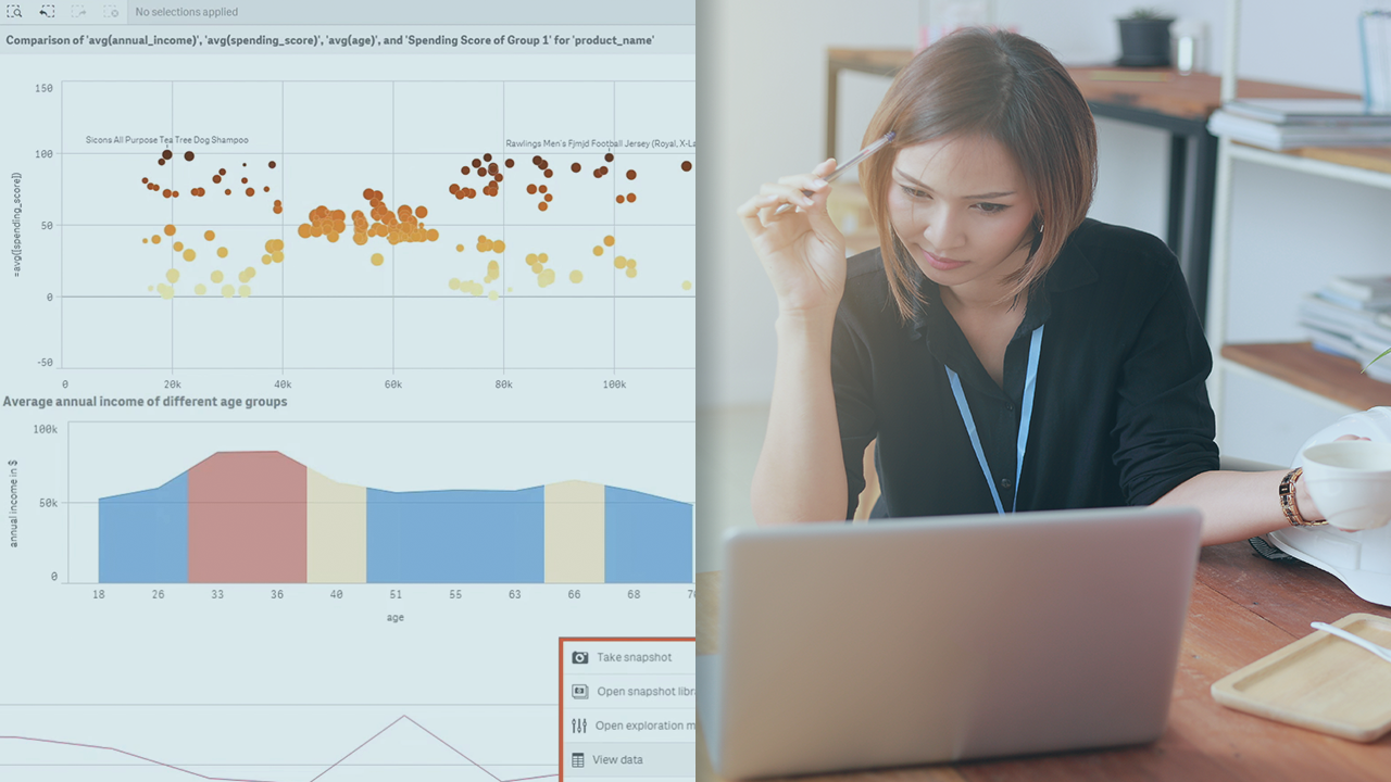 Analyzing Data with Qlik Sense | Pluralsight