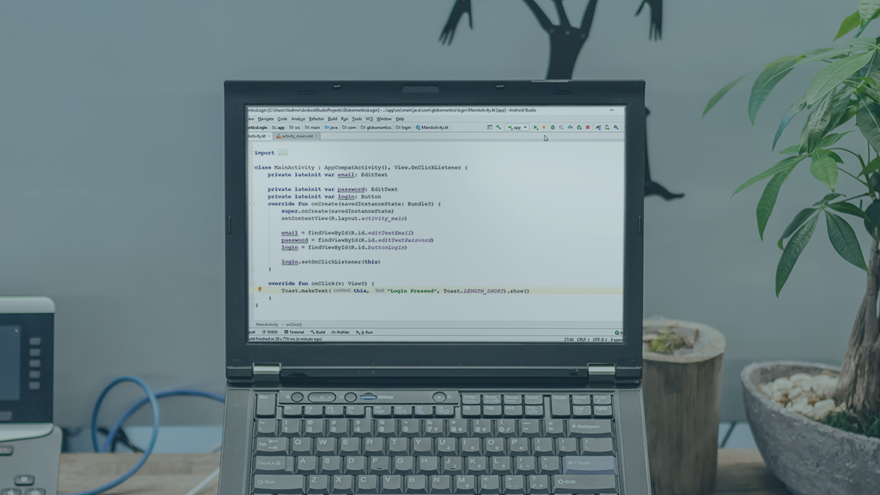 Getting Started with Android Studio   Pluralsight