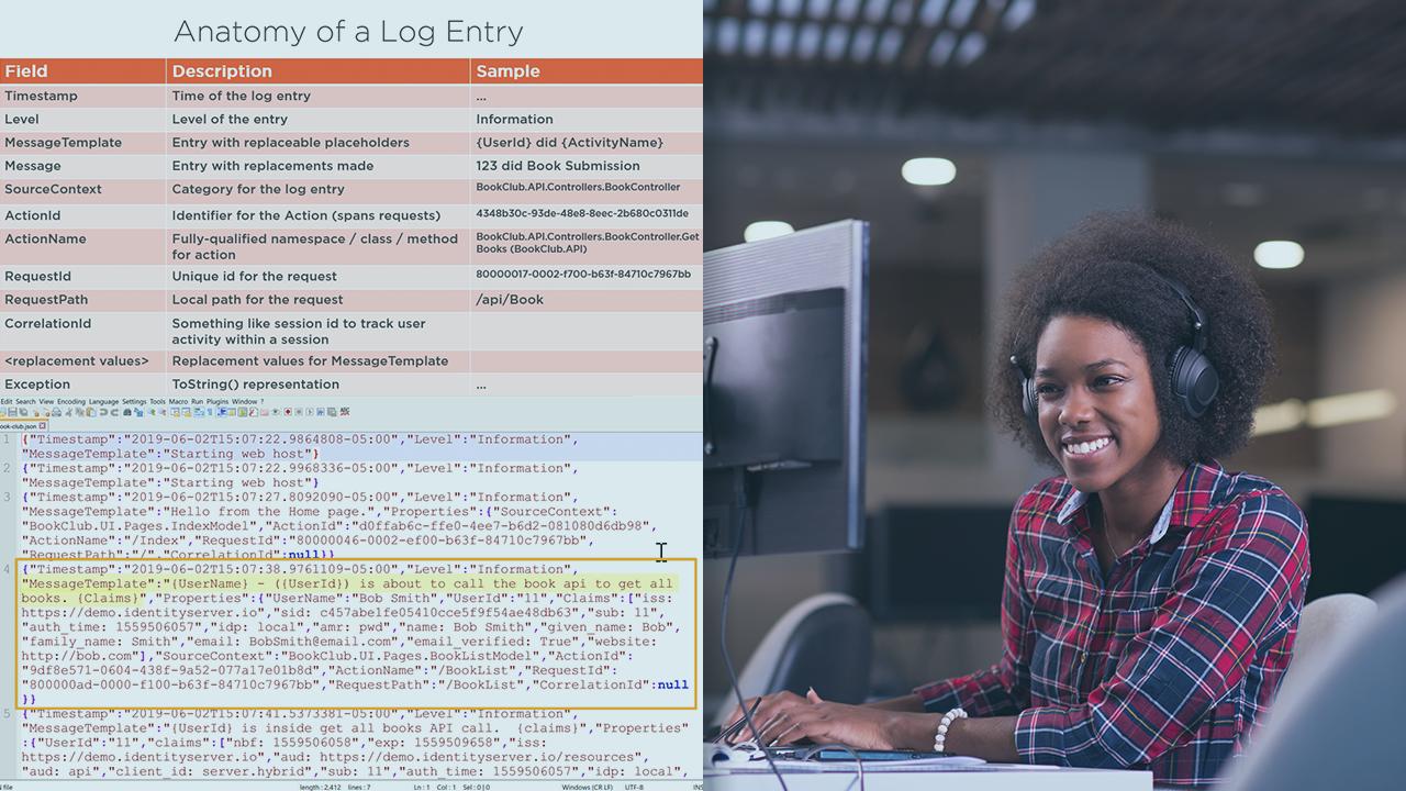 Effective Logging in ASP NET Core | Pluralsight