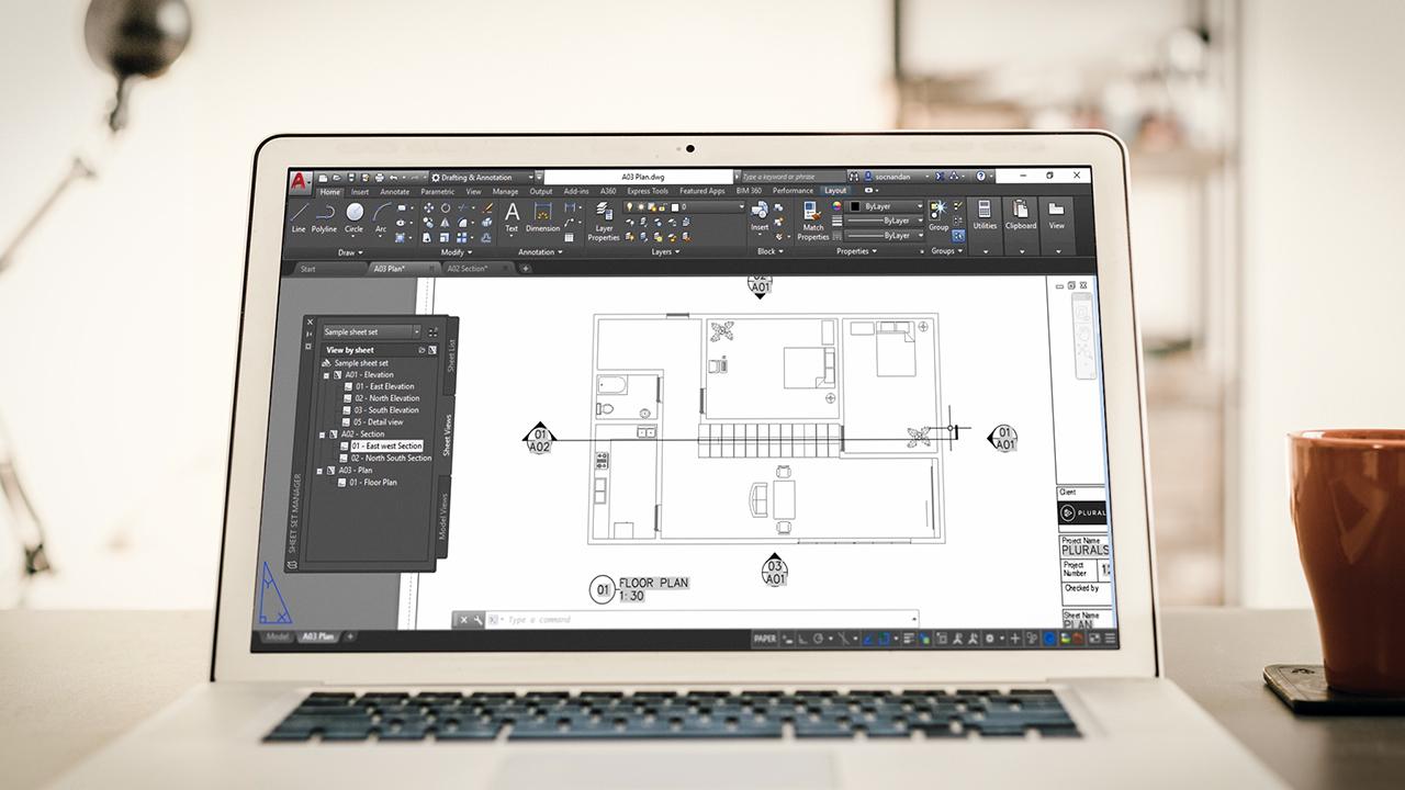 AutoCAD Essentials: Creating Sheet Sets   Pluralsight
