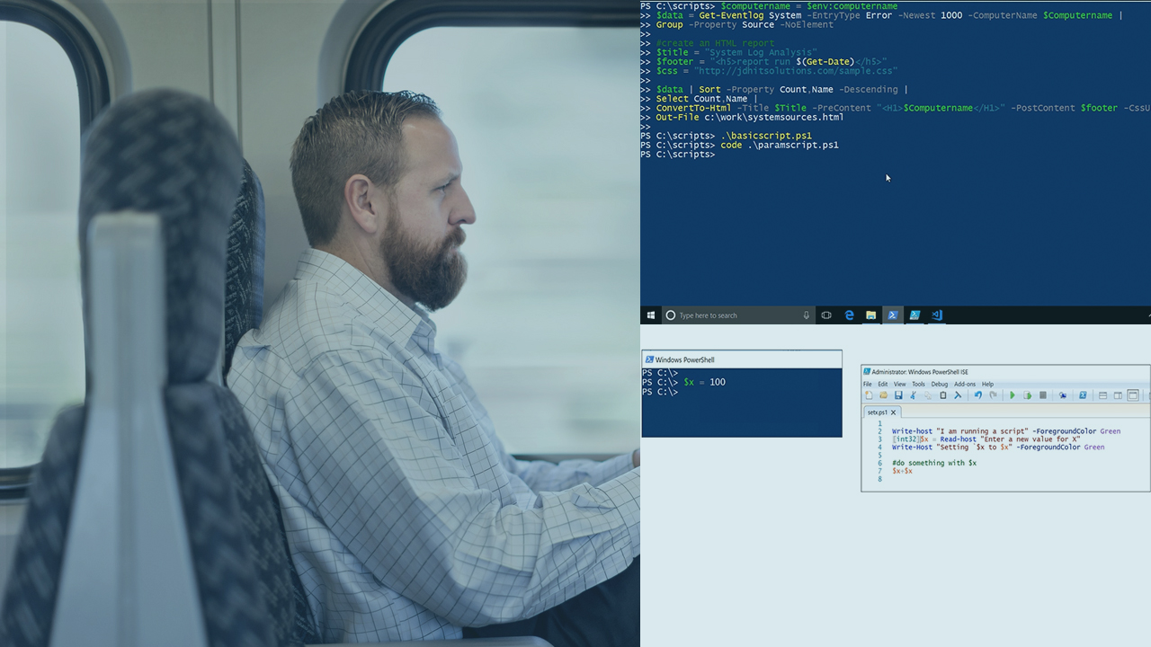 Automation with PowerShell Scripts | Pluralsight