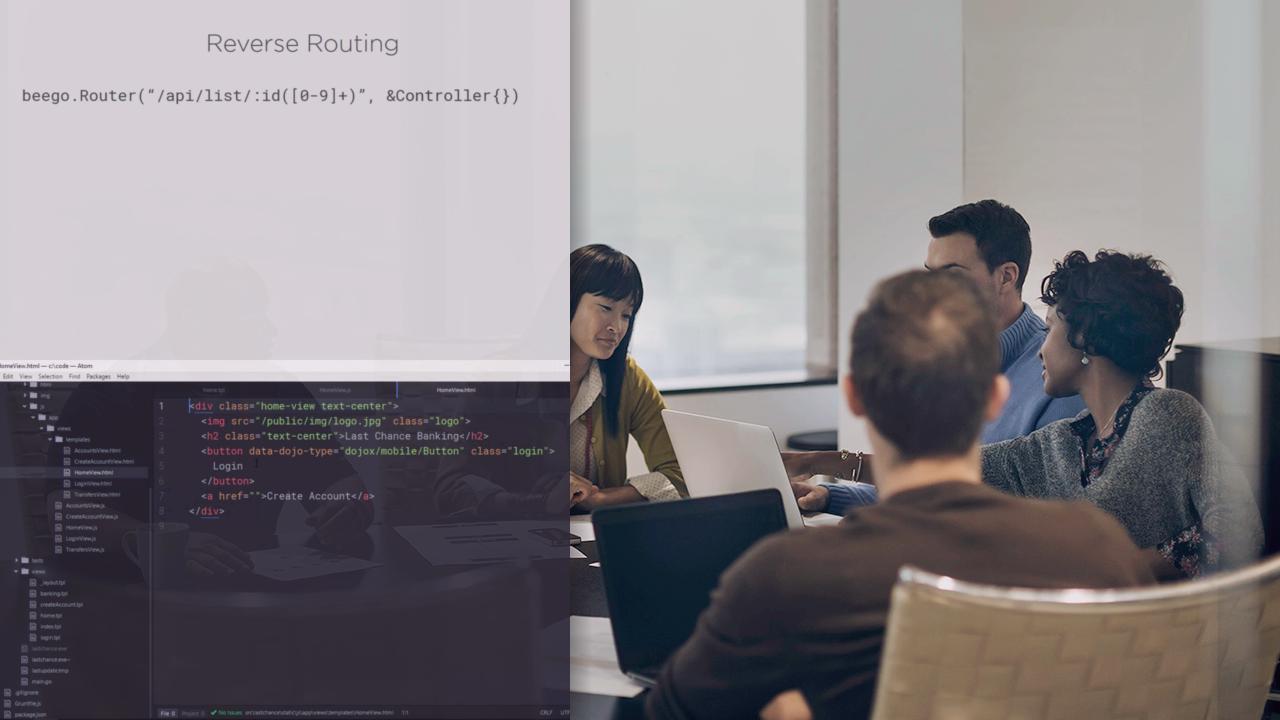 Beego: A Go Web Application Framework   Pluralsight