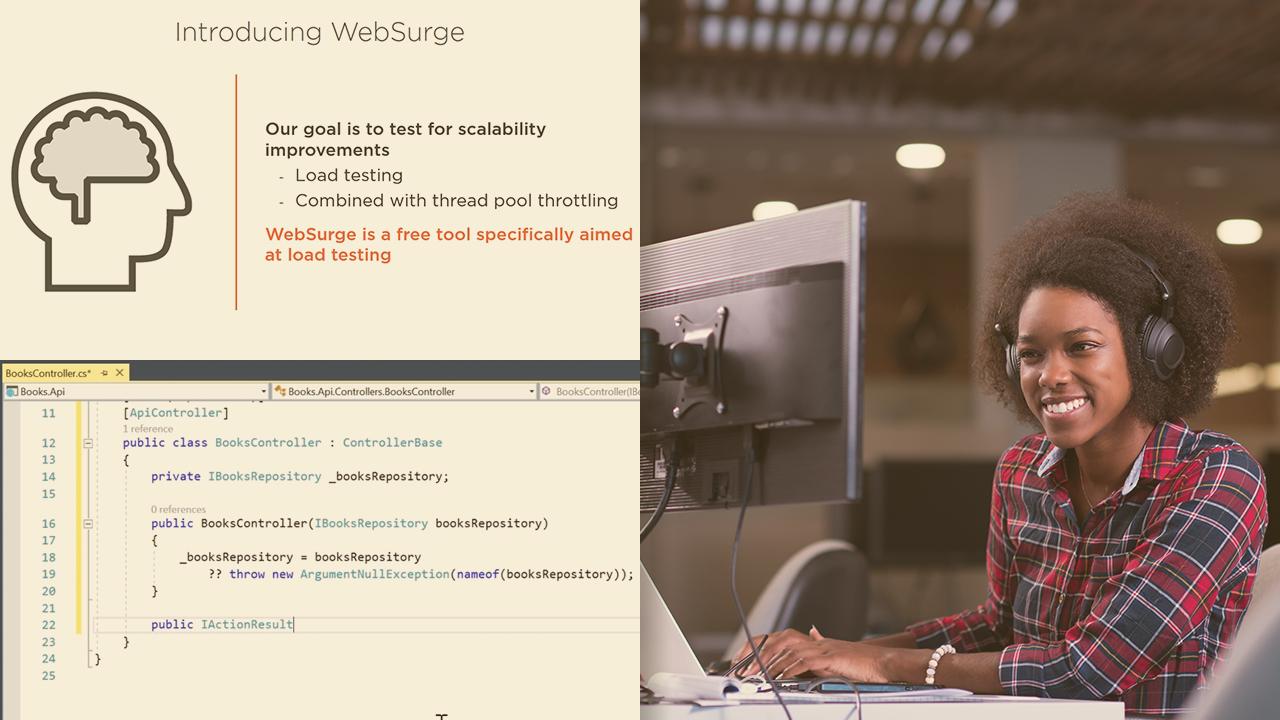 Building an Async API with ASP NET Core   Pluralsight