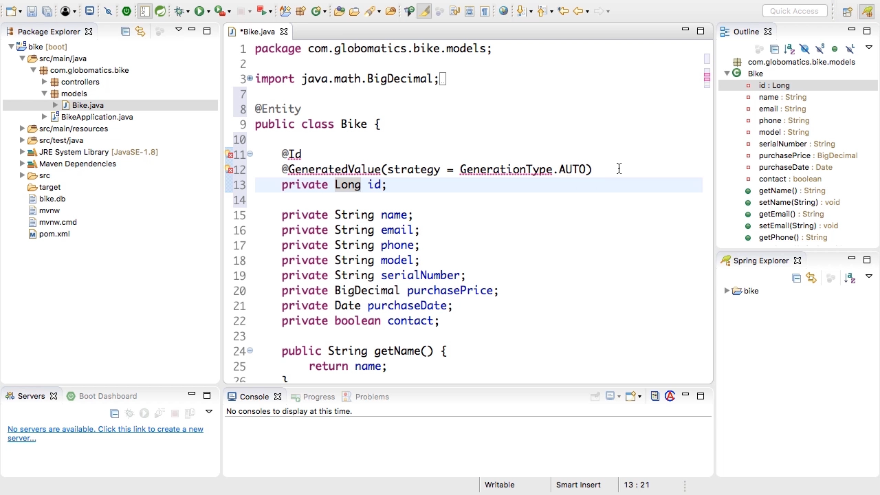 Building A Full App w/ Spring Boot & Angular | Pluralsight