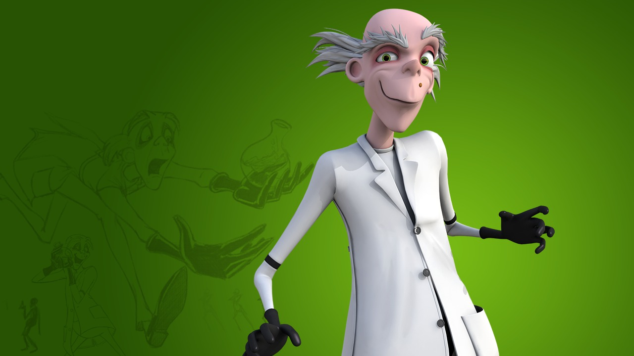 creating cartoon characters in 3ds max pluralsight
