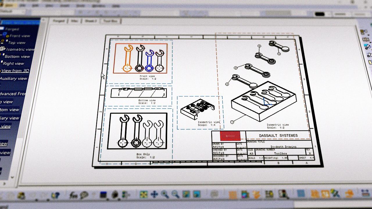 CATIA V5 Essentials: In-depth Drawings | Pluralsight