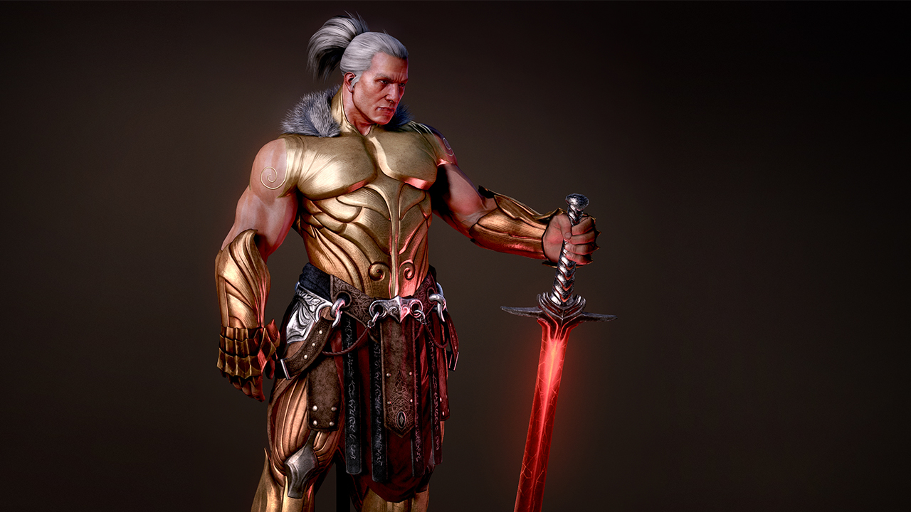 game character creation in 3ds max and zbrush pluralsight