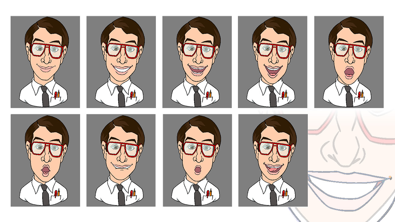 Toon Boom Studio Character Design Package Download : Character lip syncing in toon boom harmony pluralsight