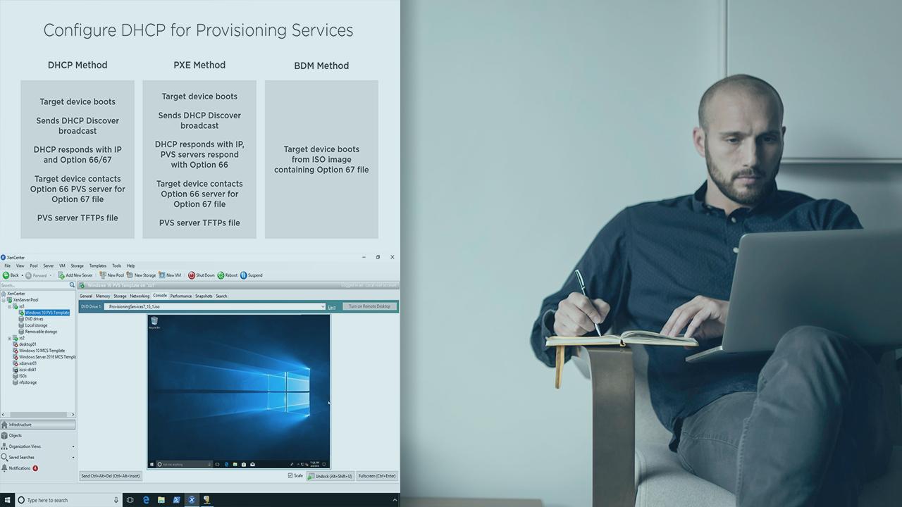 XenDesktop: Provisioning Services Fundamentals | Pluralsight