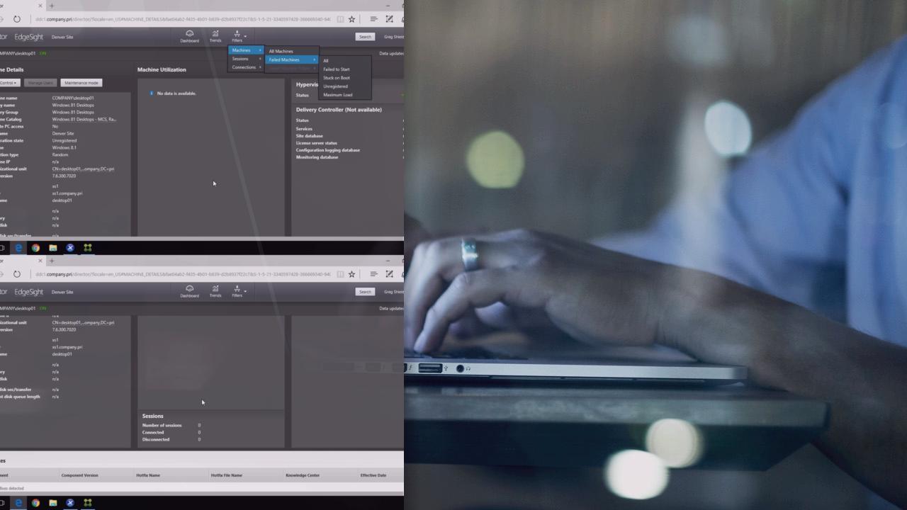 Citrix XenDesktop/XenApp 7 6 LTSR CCA-V: Monitoring | Pluralsight