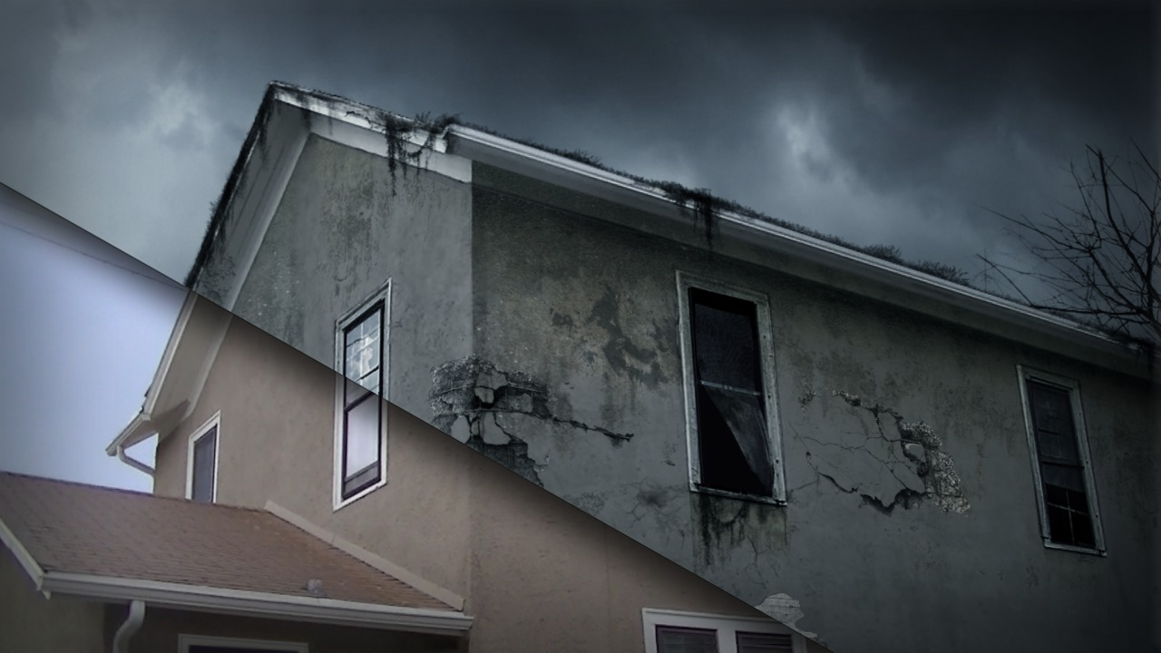 Compositing Decay into Architectural Footage in After Effects