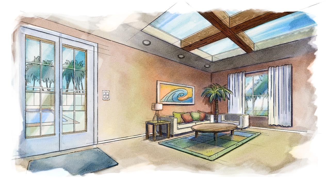 Conceptualizing Interior Designs in Photoshop | Pluralsight