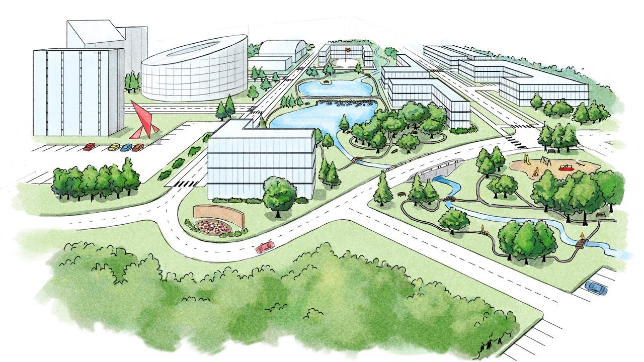 Conceptualizing Landscape Designs in Photoshop