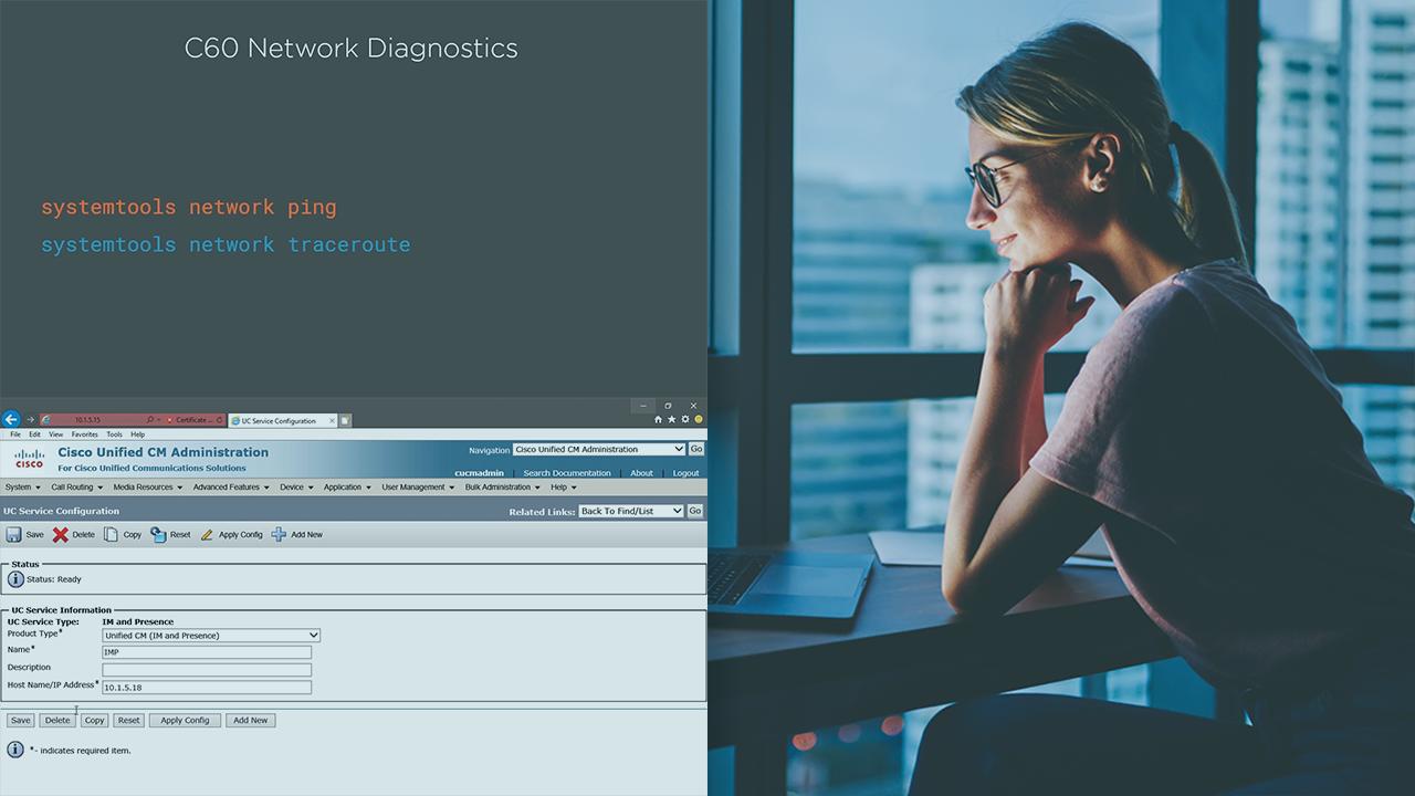 Configuring Cisco Video Collaboration Endpoints | Pluralsight