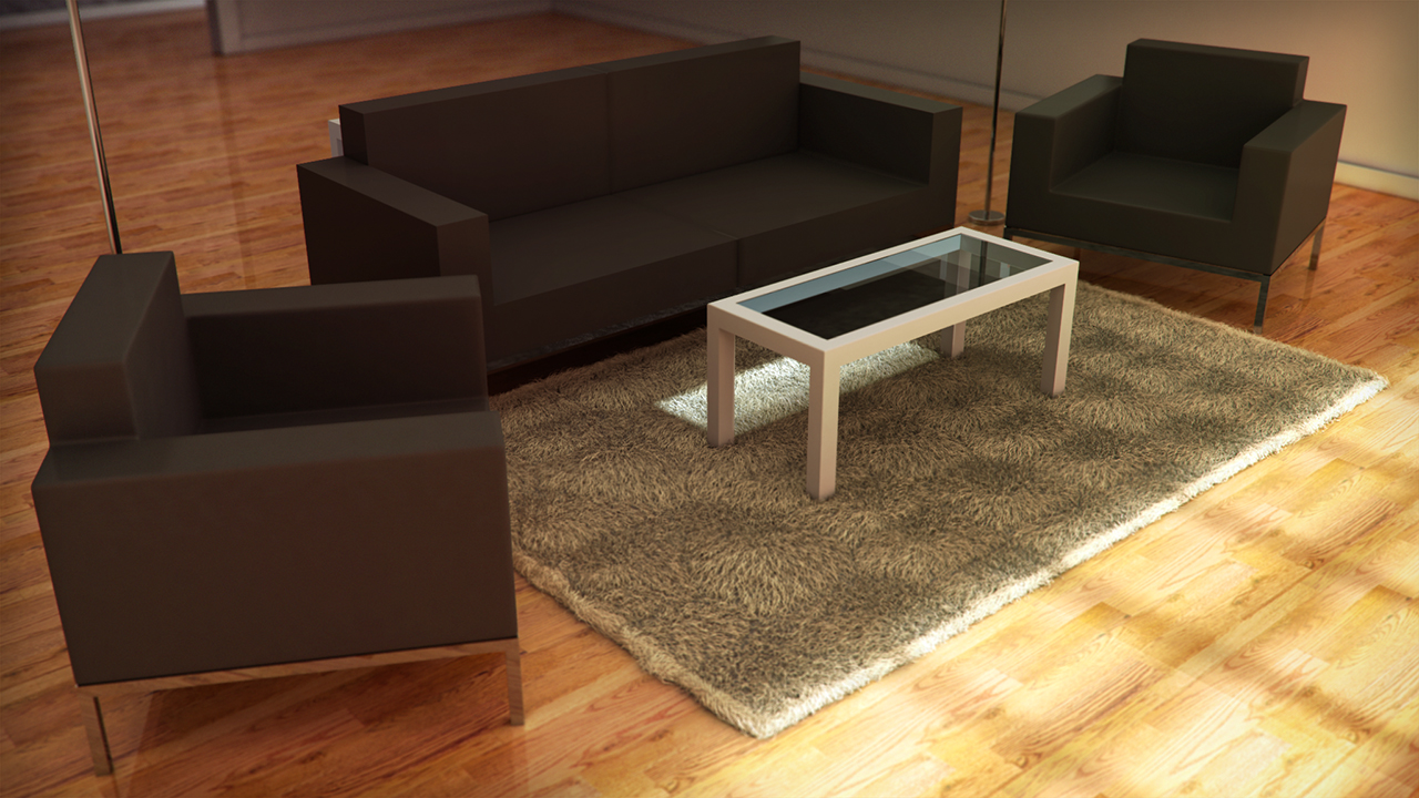 Creating A 3d Furniture Layout In Autocad Pluralsight