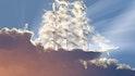 Creating Cloudscape in Houdini