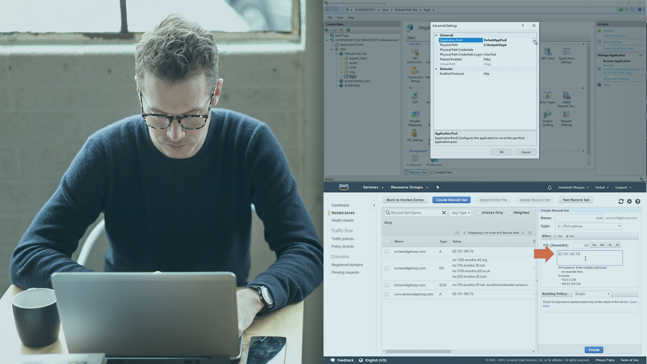 Creating and Configuring New Websites in IIS | Pluralsight