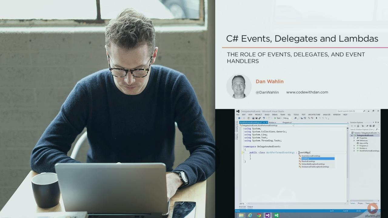 how to create delegate in c#