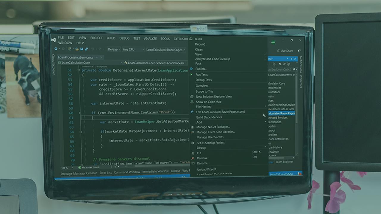 Visual Studio 2019: Debugging