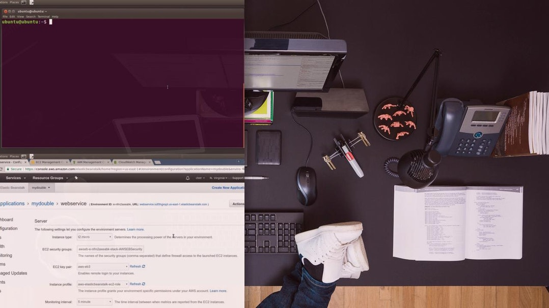 Using Docker with AWS Elastic Beanstalk - Pluralsight