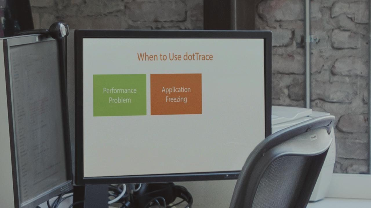 NET Performance Optimization & Profiling with JetBrains
