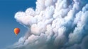 Drawing and Painting Clouds for Digital Illustration