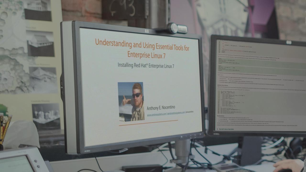 Understanding and Using Essential Tools for Enterprise Linux 7