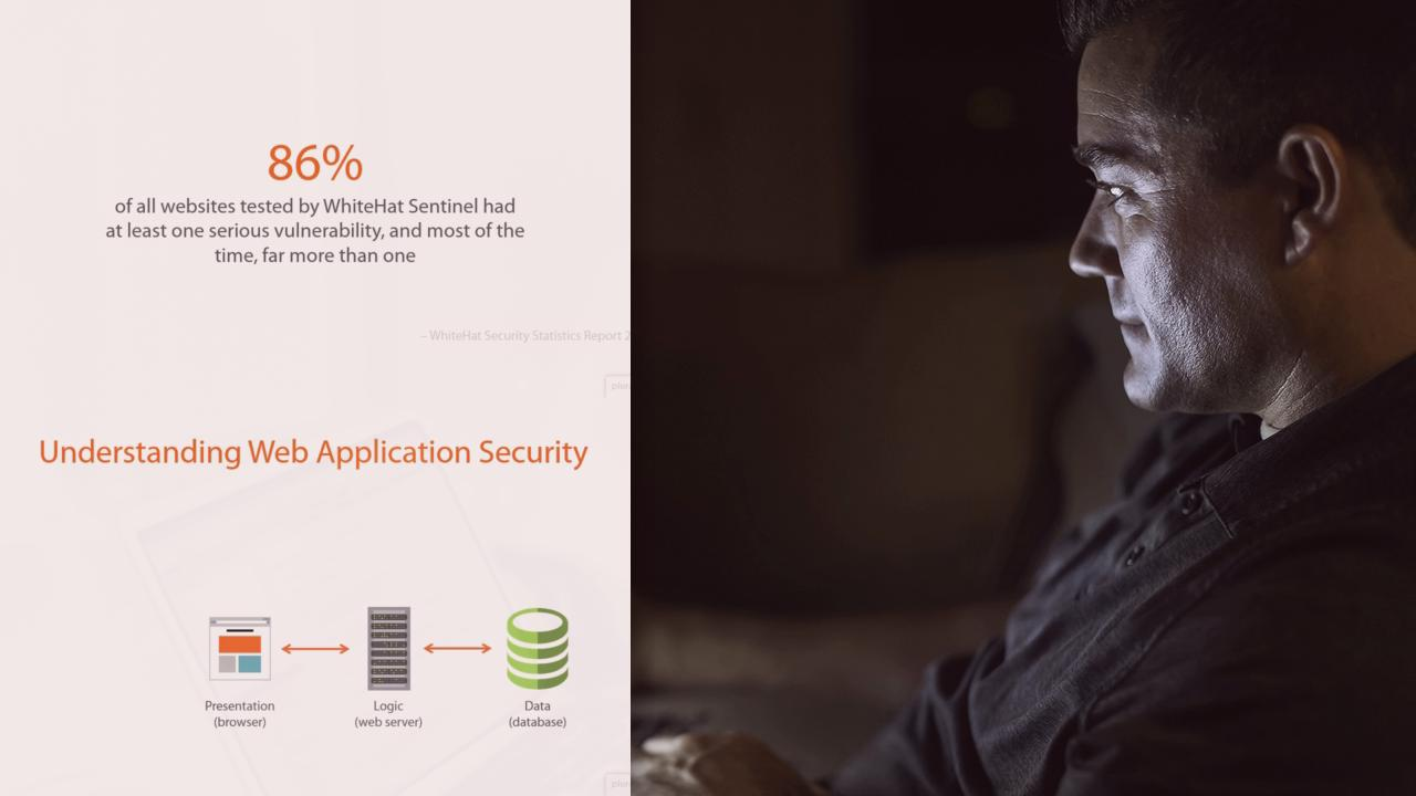 Ethical Hacking: Hacking Web Applications | Pluralsight