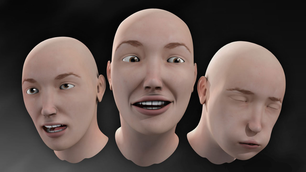 Facial Animation in Maya | Pluralsight