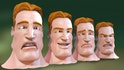 Creating Facial Expressions in Mudbox and Maya