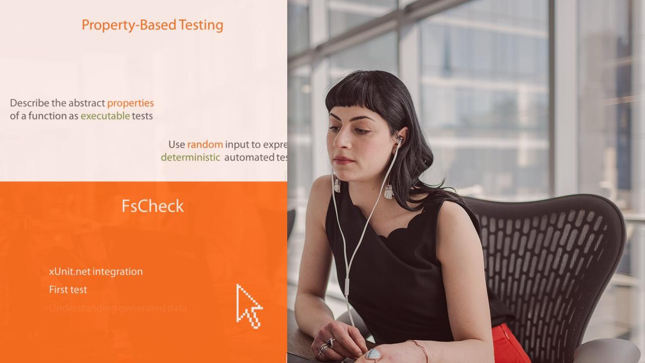 Introduction to Property-based Testing with F# | Pluralsight