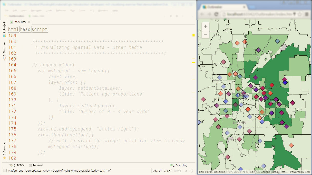 Introduction to GIS for Developers | Pluralsight