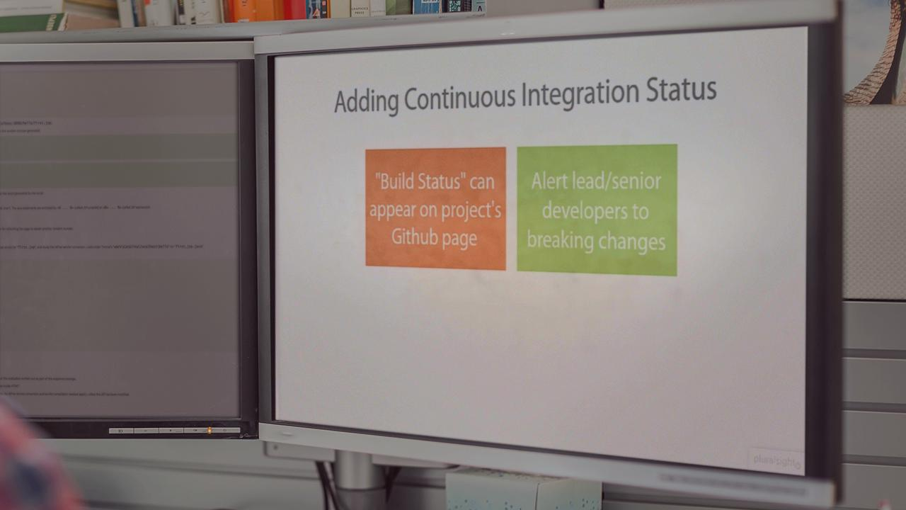 Integrating Node Applications with GitHub | Pluralsight