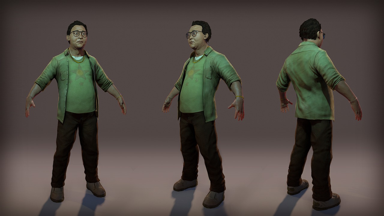 High-resolution Game Character Creation Pipeline in ZBrush and Maya