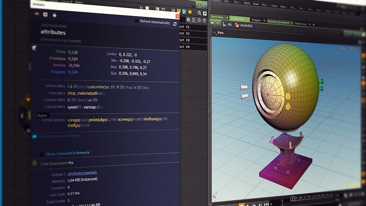 Houdini: FBX Workflows for VR | Pluralsight