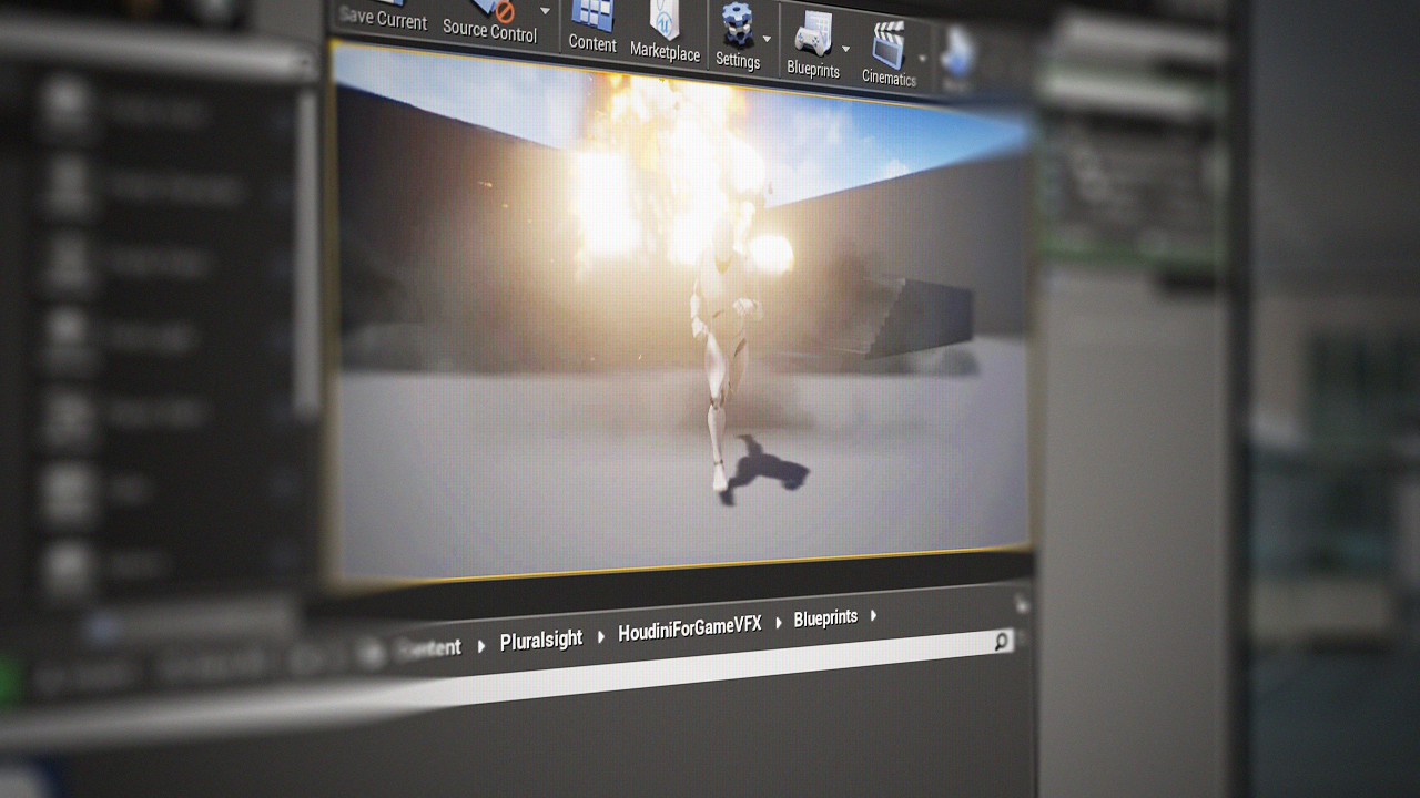 Houdini Vfx For Games Pluralsight