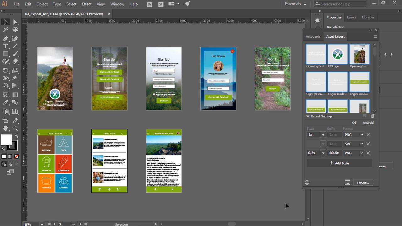 50 Koleksi Ide Desain Illustrator Adalah HD Unduh Gratis