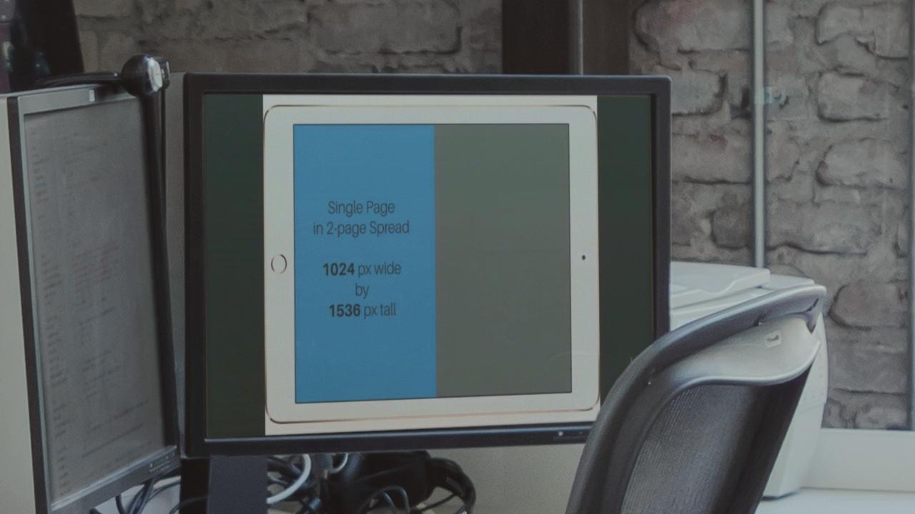 how to create an ebook in indesign cc