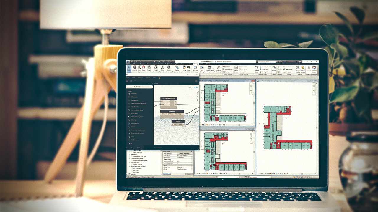 Introduction to Lighting Analysis with Insight 360 & Revit