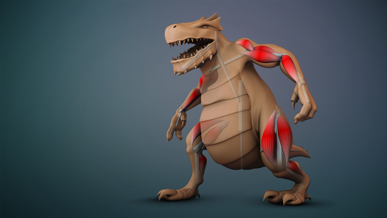 Introduction to Maya Muscle   Pluralsight