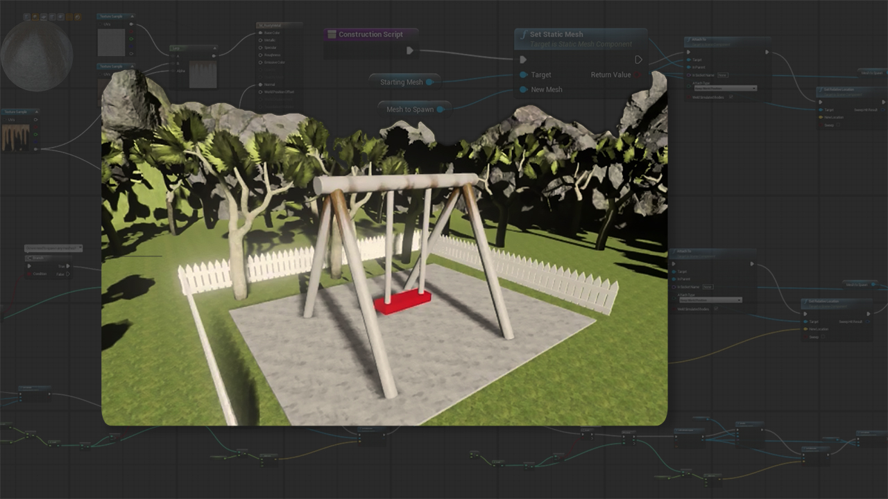 Introduction to Construction Script in Unreal Engine 4 | Pluralsight