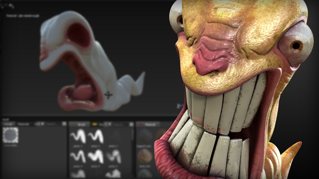 Introduction To Substance Painter Pluralsight