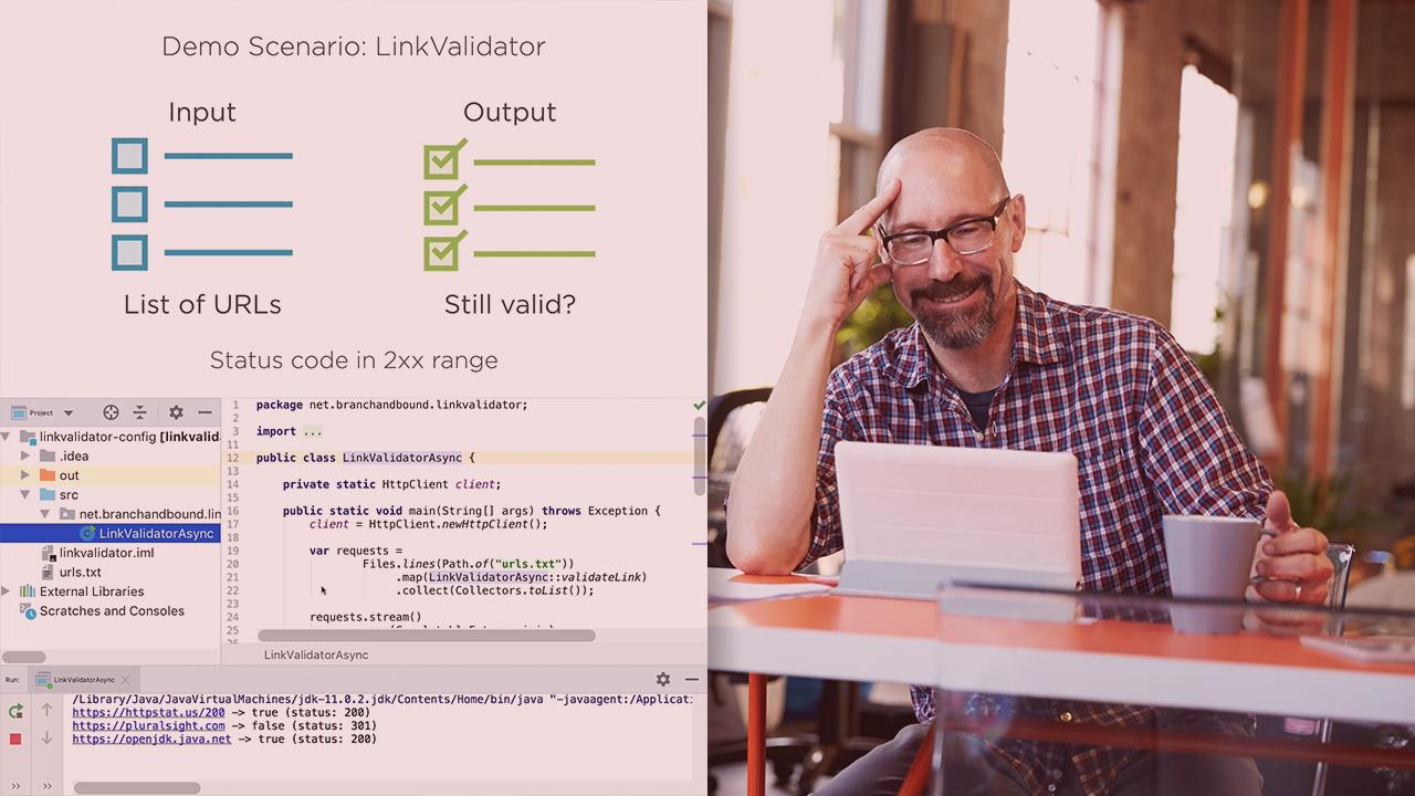 Java Fundamentals: HttpClient | Pluralsight