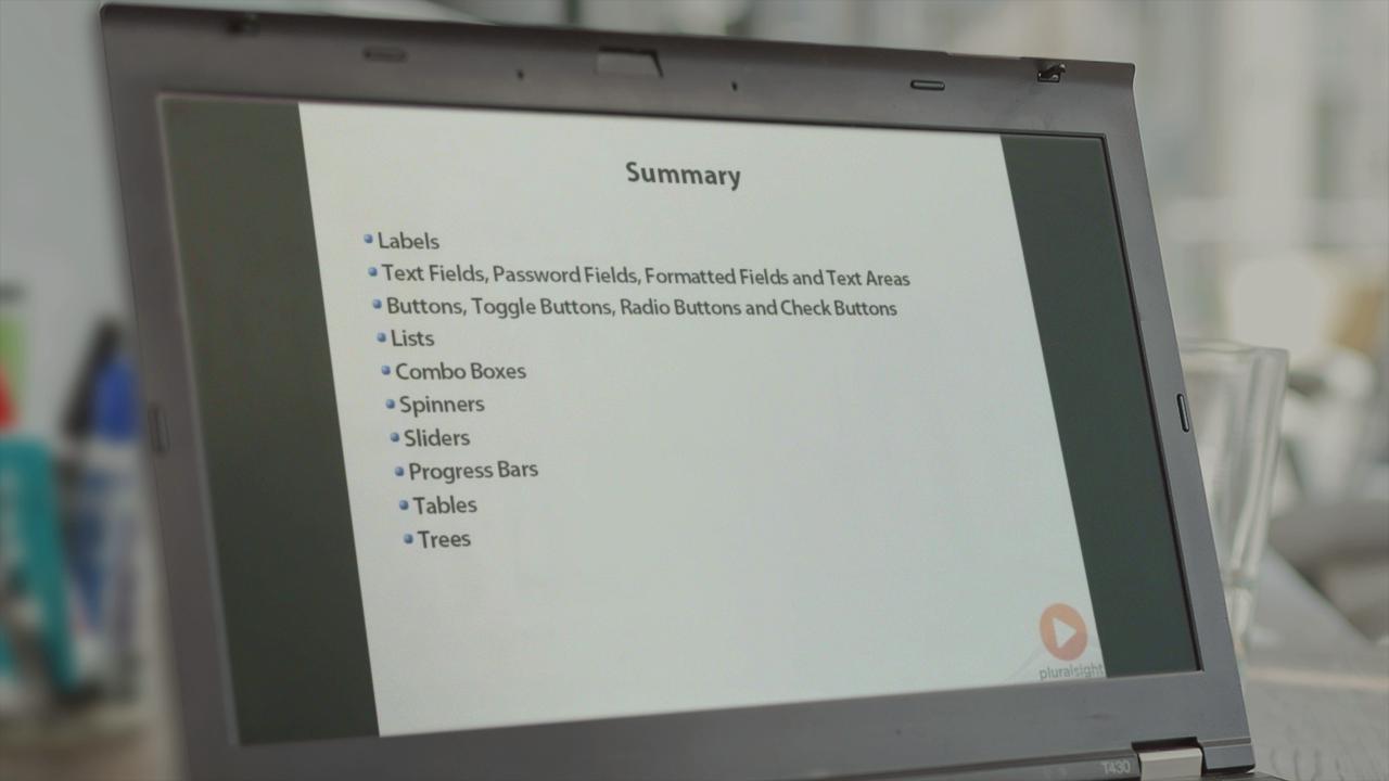 Java Swing Development Using NetBeans | Pluralsight