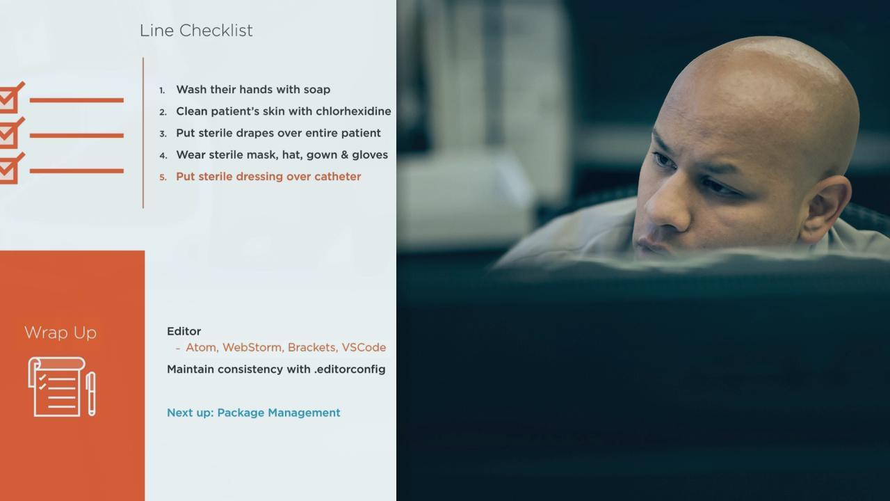 Building a JavaScript Development Environment | Pluralsight
